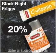 Black-Friggs