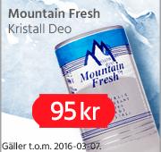 Mountain Fresh v8