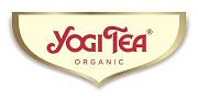 Logotyp för YogiTea