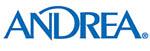 Logotyp för Andrea