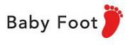 Logotyp för Baby Foot