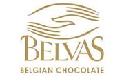 Logotyp för Belvas