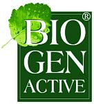 Logotyp för Bio Gen Active