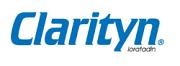 Logotyp för Clarityn