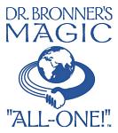 Logotyp för Dr. Bronner's Magic Soaps