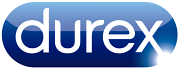 Logotyp för Durex