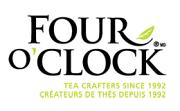Logotyp för Four o´clock