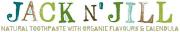 Logotyp för Jack N' Jill
