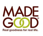 Logotyp för MadeGood