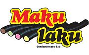 Logotyp för Maku Laku