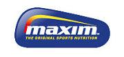Logotyp för Maxim