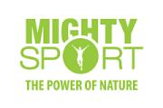 Logotyp för Mighty Sport