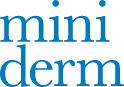 Logotyp för Miniderm