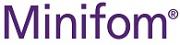 Logotyp för Minifom