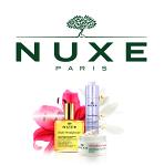 Logotyp för Nuxe