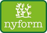 Logotyp för Nyform