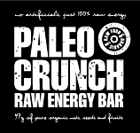 Logotyp för Paleo Crunch