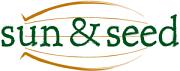 Logotyp för Sun & Seed