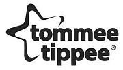 Logotyp för Tommee Tippee