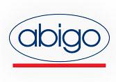 Logotyp för Abigo