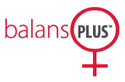 Logotyp för Balans Plus