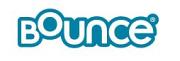 Logotyp för Bounce