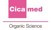 Logotyp för Cicamed Organic Science