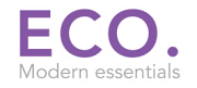 Logotyp för Eco Modern Essentials
