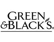 Logotyp för Green & Blacks