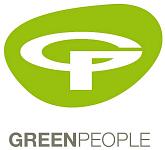 Logotyp för Green People