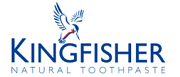 Logotyp för Kingfisher