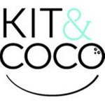 Logotyp för Kit & Coco