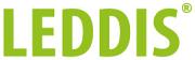 Logotyp för Leddis