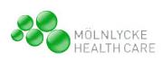 Logotyp för Mölnlycke Health Care