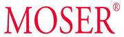 Logotyp för Moser