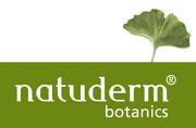 Logotyp för Natuderm Botanics