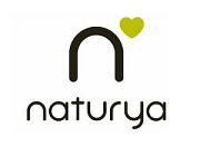 Logotyp för Naturya