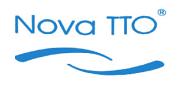 Logotyp för Nova TTO