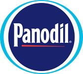 Logotyp för Panodil