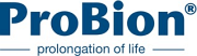 Logotyp för Probion