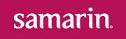 Logotyp för Samarin