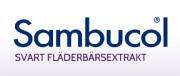 Logotyp för Sambucol