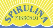Logotyp för Spirulina Mikroalg