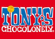 Logotyp för Tony's Chocolonely