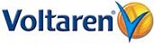 Logotyp för Voltaren