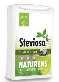 Bild på Steviosa tabletter 300 st
