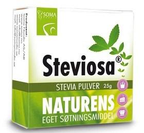 Bild på Steviosa pulver 25 g
