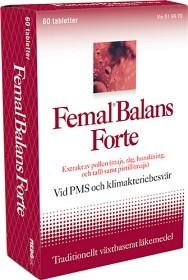 Bild på Femal Balans Forte, filmdragerad tablett 60 st