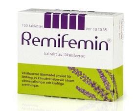Bild på Remifemin 100 tabletter