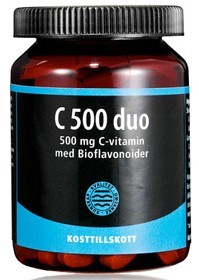 Bild på C 500 Duo 100 tabletter
